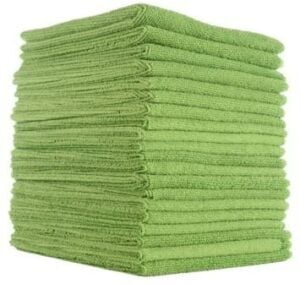 microfibre cloths great for cleaning windows